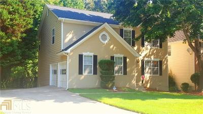 Suwanee Single Family Home New: 2778 N Beddington Way