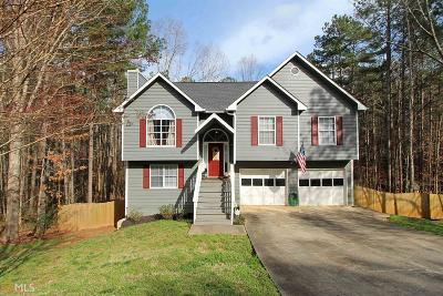 Acworth Single Family Home New: 39 Spring