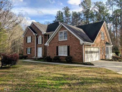 Fayetteville Single Family Home For Sale: 155 Acton Dr