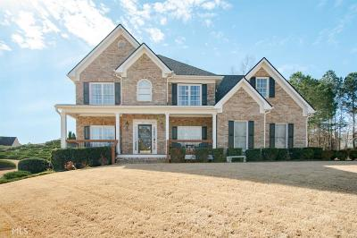 Loganville Single Family Home New: 1127 Maple Creek Ridge