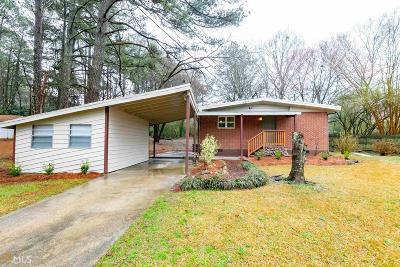 Atlanta Single Family Home New: 3145 Westmart Lane