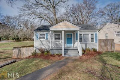 Single Family Home Under Contract: 2709 Bayard St