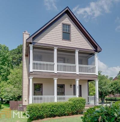 Atlanta Single Family Home New: 847 Cascade