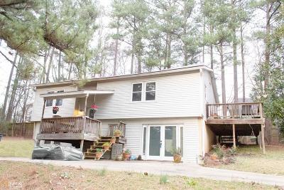 Douglasville Single Family Home New: 4532 E Elmhurst Dr