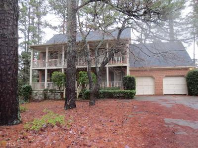 Park Lane Single Family Home Under Contract: 410 Trammell Dr