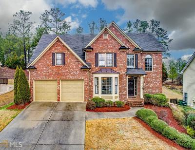 Acworth Single Family Home New: 747 Golf Crest