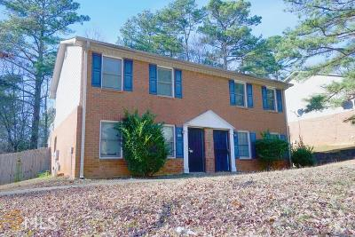 Stone Mountain Multi Family Home New: 5313 Ridge Forest Drive
