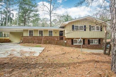 Single Family Home Under Contract: 4085 Herschel Rd