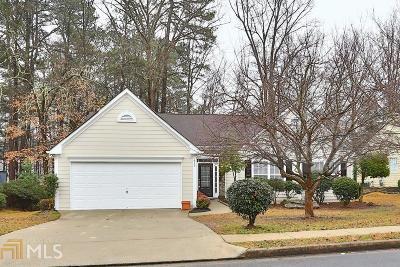 Suwanee Single Family Home New: 2930 Northcliff Drive