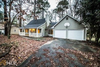 Lawrenceville Single Family Home New: 4585 Sugarloaf Parkway