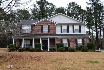 Dacula Single Family Home New: 2821 Michelle Lee Dr