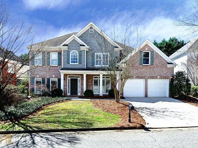 Smyrna Single Family Home New: 4126 Oberon Drive
