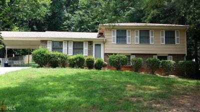 Rex Single Family Home Under Contract: 2844 Bretton Dr #D