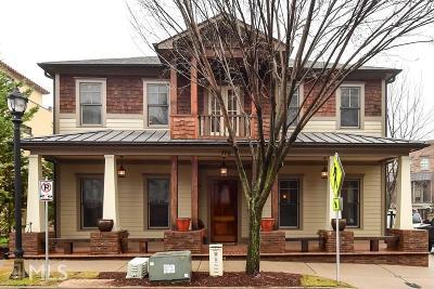 Atlanta Single Family Home New: 970 Glenwood Park Dr SE