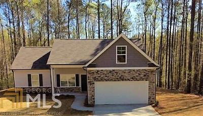 Newnan Single Family Home Under Contract: 36 Hilltop Place #36