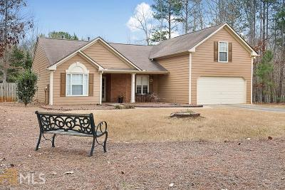 Cumming Single Family Home New: 5865 Millstone Drive