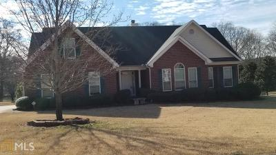 Statham Single Family Home Under Contract: 757 Appian