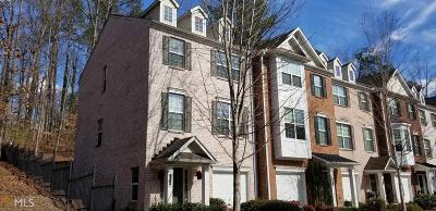 Sandy Springs Condo/Townhouse New: 602 Pember Point