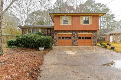 Jonesboro Single Family Home New: 2344 Carnes Rd