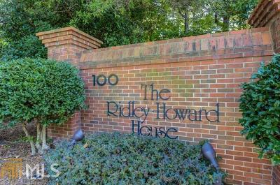 Decatur Condo/Townhouse New: 213 Ridley Howard Court