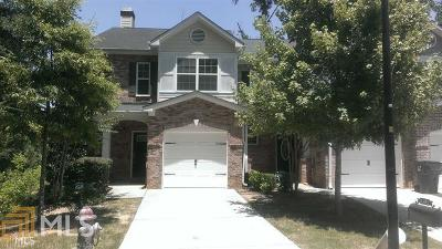 Lawrenceville Condo/Townhouse New: 3481 Dianthus