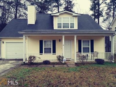 Union City Single Family Home New: 3865 Buffington Pl