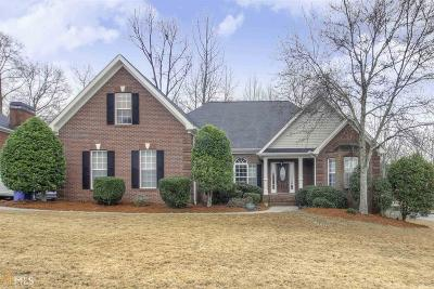 Conyers GA Single Family Home Under Contract: $285,000