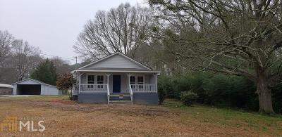 Griffin Single Family Home Under Contract: 743 Vineyard Rd