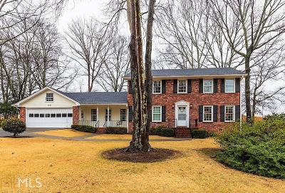 Dunwoody Single Family Home For Sale: 2630 Stonehenge