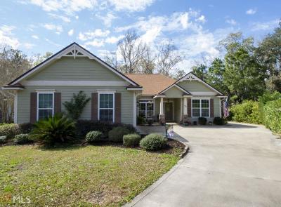 St. Marys Single Family Home For Sale: 96 Providence Park Cir