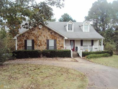 Lagrange Single Family Home Under Contract: 99 Jim Perry Rd