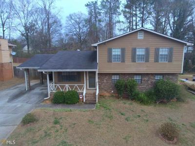 Rex Single Family Home Under Contract: 6094 Katherine Rd