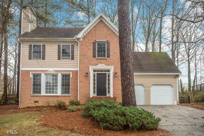Powder Springs Single Family Home Under Contract: 3379 Split Wood Way