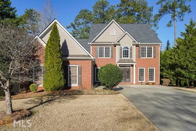 Acworth Single Family Home For Sale: 2531 Galloways Farm Dr