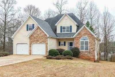 Powder Springs Single Family Home Under Contract: 5807 Rutland Ln
