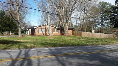 Stone Mountain Single Family Home For Sale: 754 Old Tucker