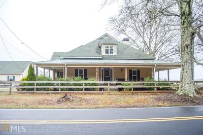 Carrollton Single Family Home Under Contract: 330 Happy Hill Rd