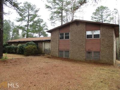 Senoia Single Family Home Under Contract: 1093 Johnson Rd