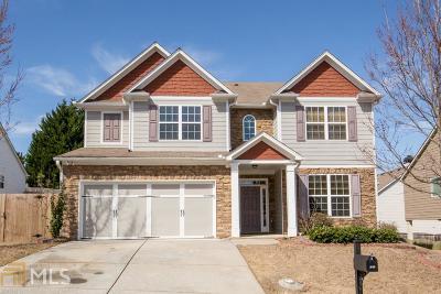 Braselton Single Family Home For Sale: 1623 Sahale Falls Dr