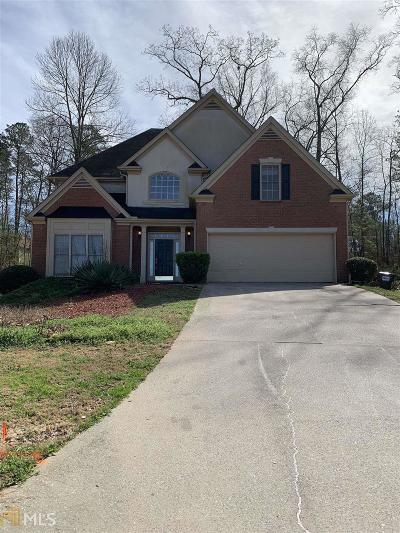 Mableton Single Family Home For Sale: 1210 Heritage Lakes Dr