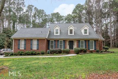 Fayetteville Single Family Home For Sale: 110 Durham Dr