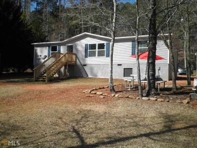 Milledgeville, Sparta, Eatonton Single Family Home For Sale: 41 Scenic Way