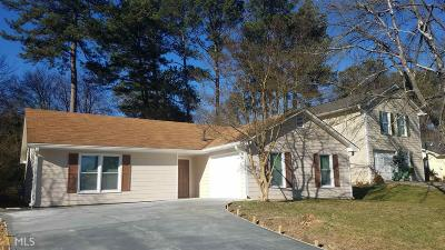 Norcross Single Family Home Under Contract: 5461 Station Cir