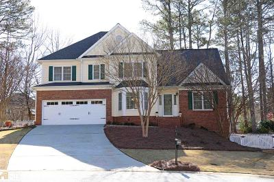 Lilburn Single Family Home Under Contract: 4200 Weston Dr