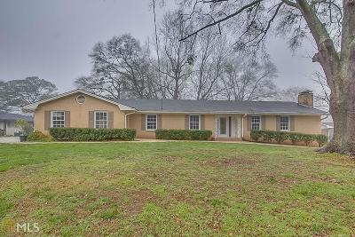 Tucker Single Family Home Under Contract: 3926 Marvin Lee Dr
