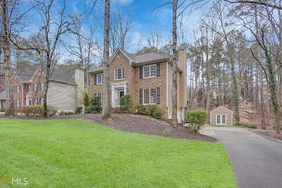 Johns Creek Single Family Home For Sale: 3540 New Heritage Dr