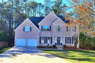 Powder Springs Single Family Home Under Contract: 3870 Heritage Oaks Dr