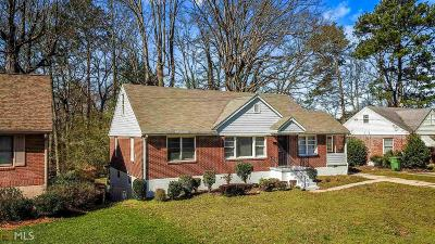 Sylvan Hills Single Family Home For Sale: 1941 SW Brewer Blvd