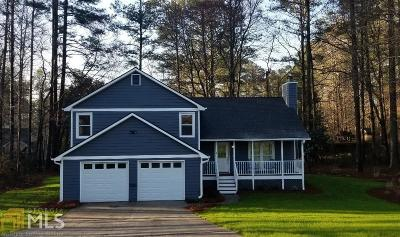 Powder Springs Single Family Home Under Contract: 4863 Muirwood Dr