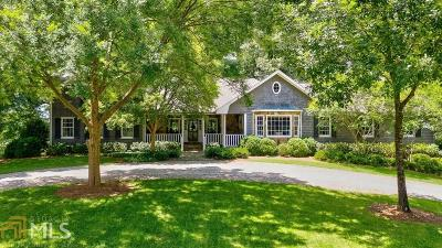 Monroe, Social Circle, Loganville Single Family Home For Sale: Mountain Trail